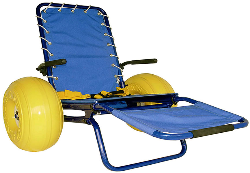 Italian Rental Beach Wheelchair Disabled Equipment Service