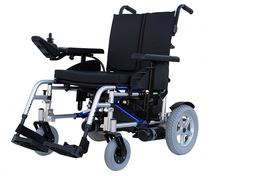 Italian Rental Electric Wheelchair Disabled Equipment