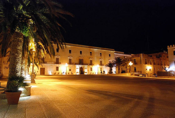 Trani wheelchair friendly accessible hotel