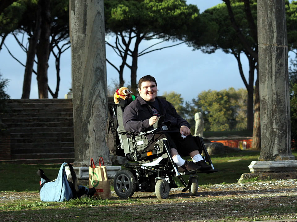 rome wheelchair accessible holidays tours