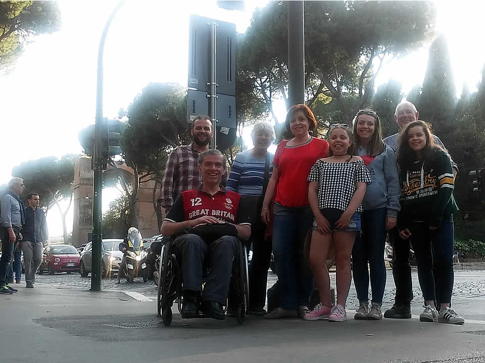rome accessible tours