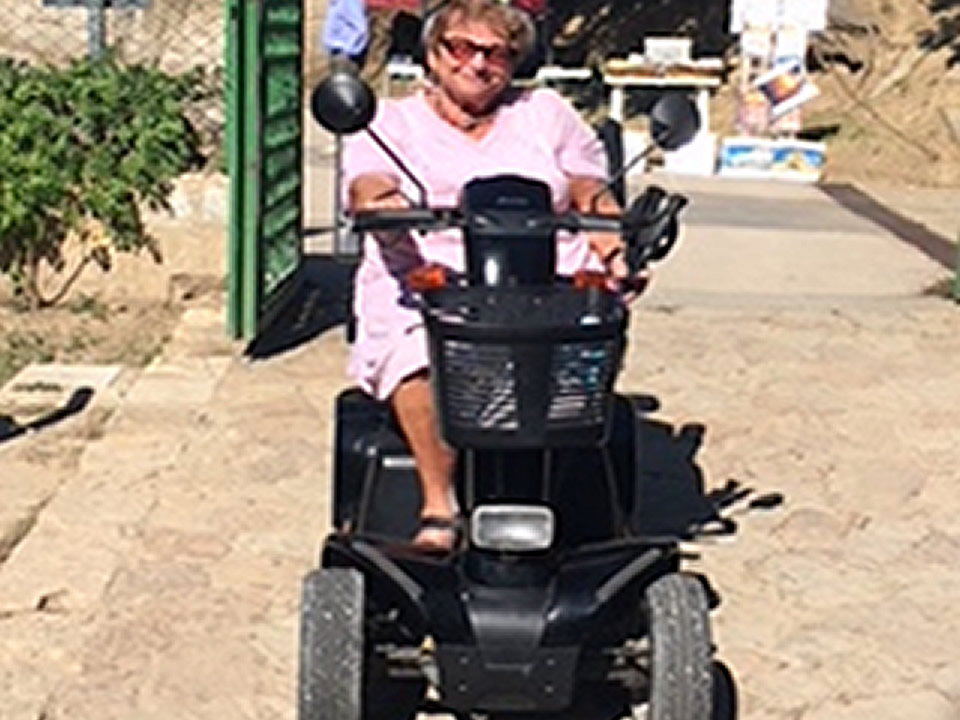 Sicily accessible tours traveling wheelchair friendly transport testimonial