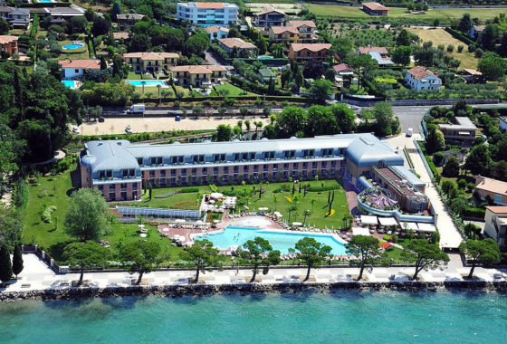 lake garda wheelchair friendly hotel
