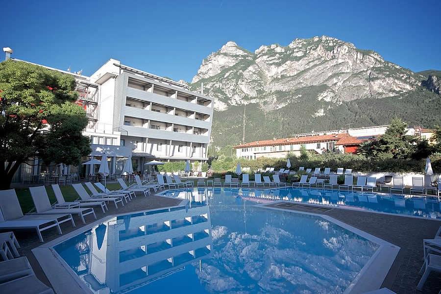 Lake Garda wheelchair accessible hotel