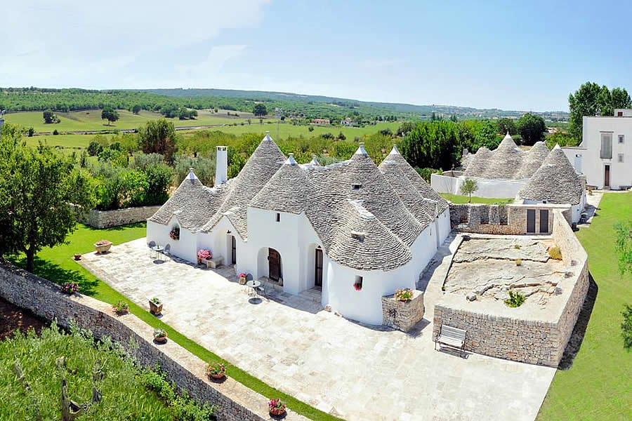 Alberobello Wheelchair Accessible Hotel Apulia Disabled Accommodation