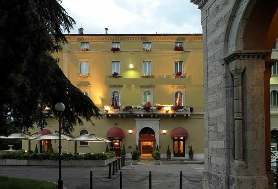 Perugia Wheelchair Accessible Hotel