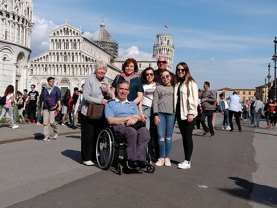 Tuscany wheelchair accessible holidays