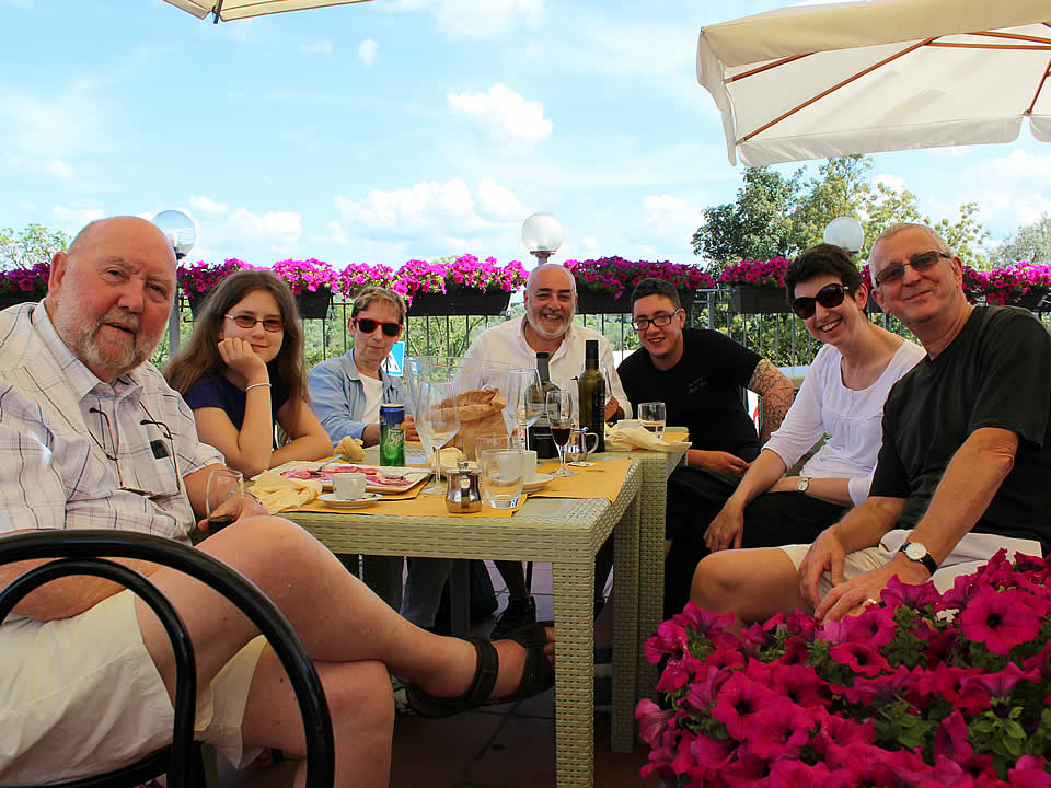 Tuscany Wheelchair Accessible Tours