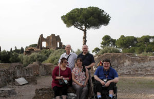 Rome Wheelchair Accessible Tours