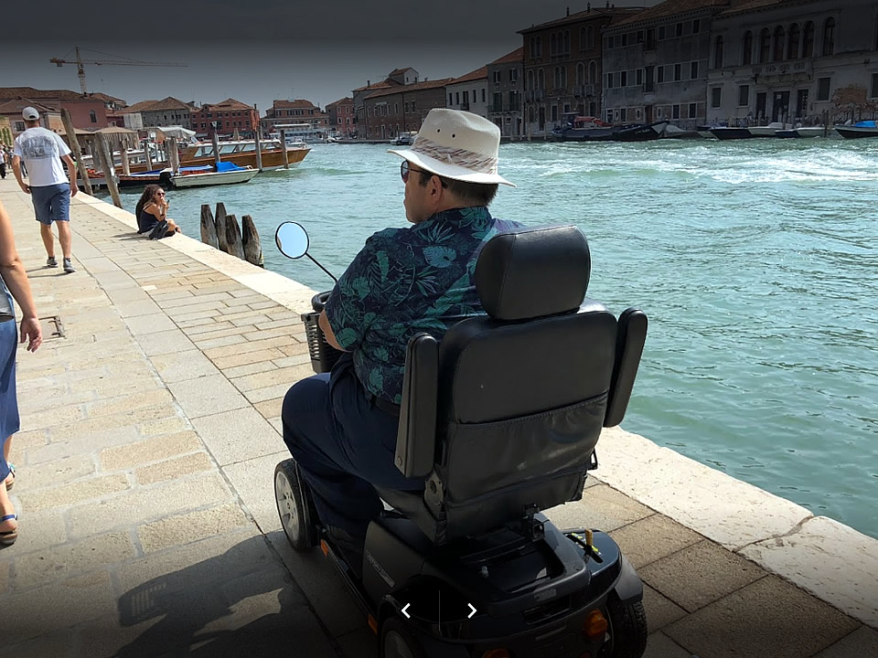 Murano accessible tours