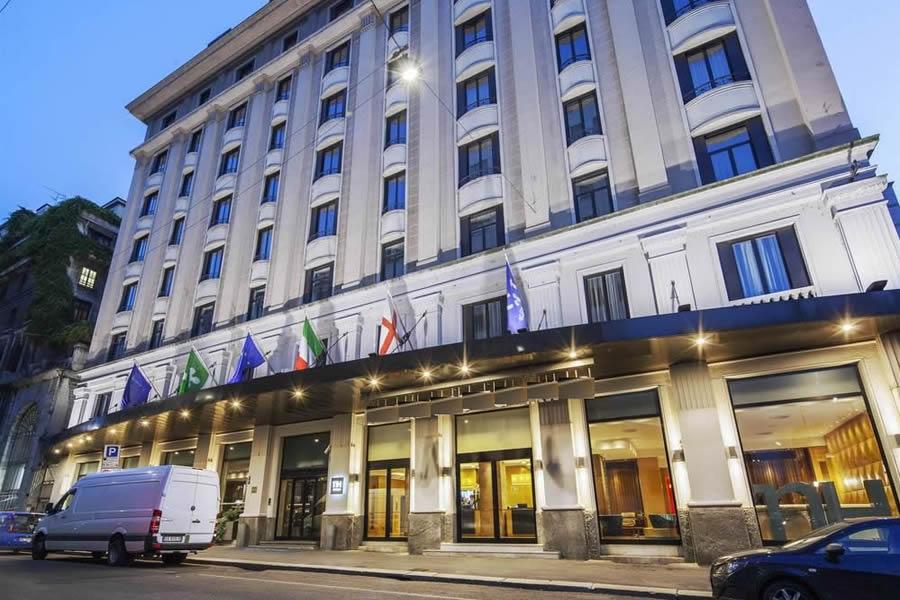 milan wheelchair friendly hotel