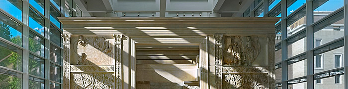 Museum of Ara Pacis Wheelchair Rome Accessible Tours