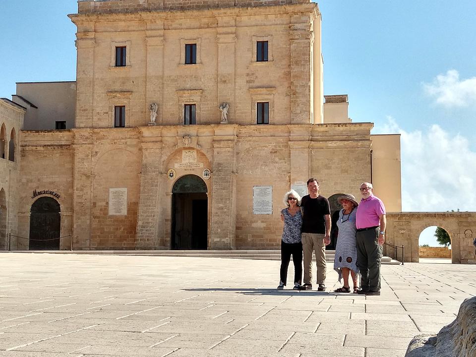 Apulia wheelchair accessible tours