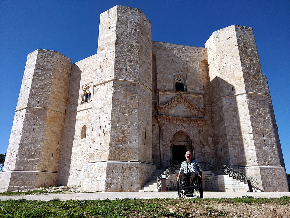 Apulia Wheelchair Accessible Tours