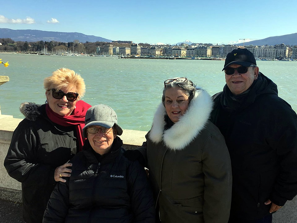 France Swiss Italy wheelchair accessible holidays testimonial