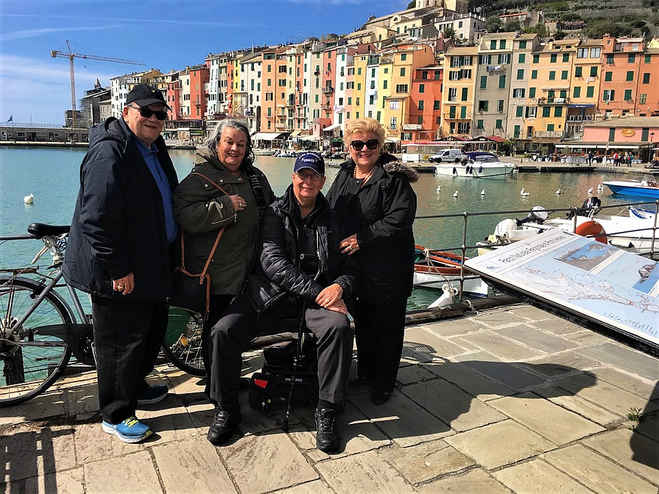 France Swiss Italy Wheelchair Accessible Tours