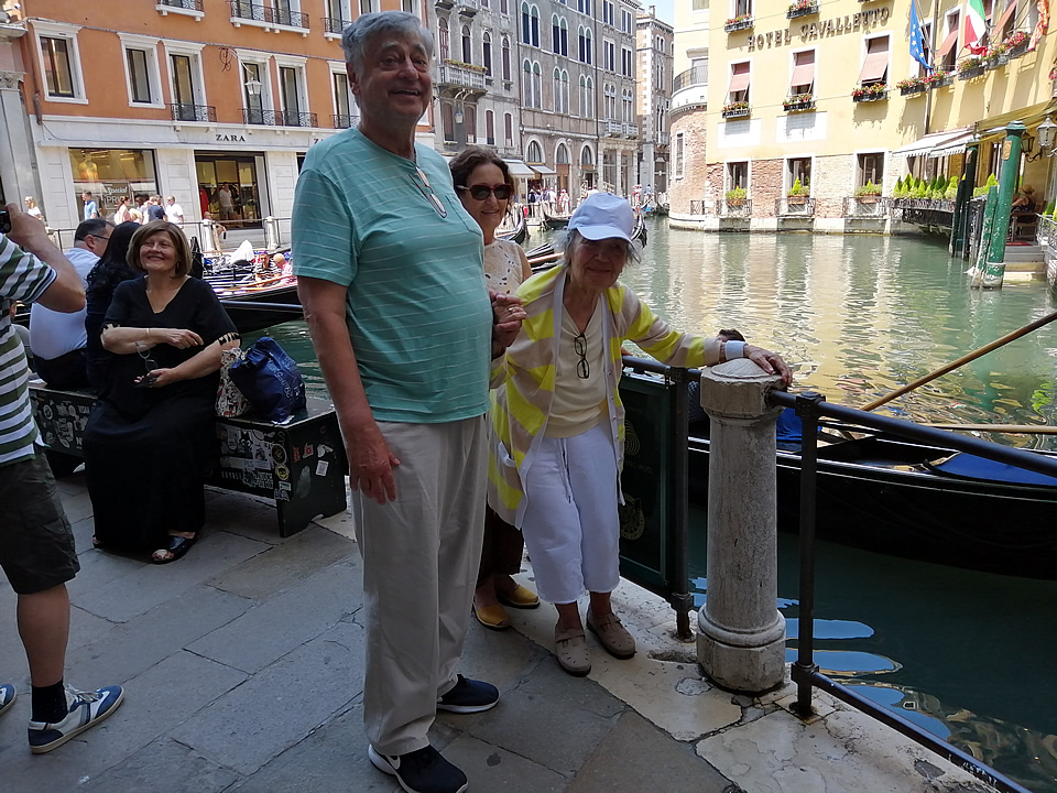 Venice wheelchair accessible tours