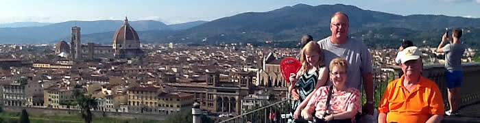 florence wheelchair accessible tours