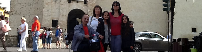 northern italian lakes wheelchair accessible tours