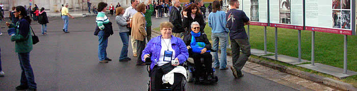pisa wheelchair accessible tours