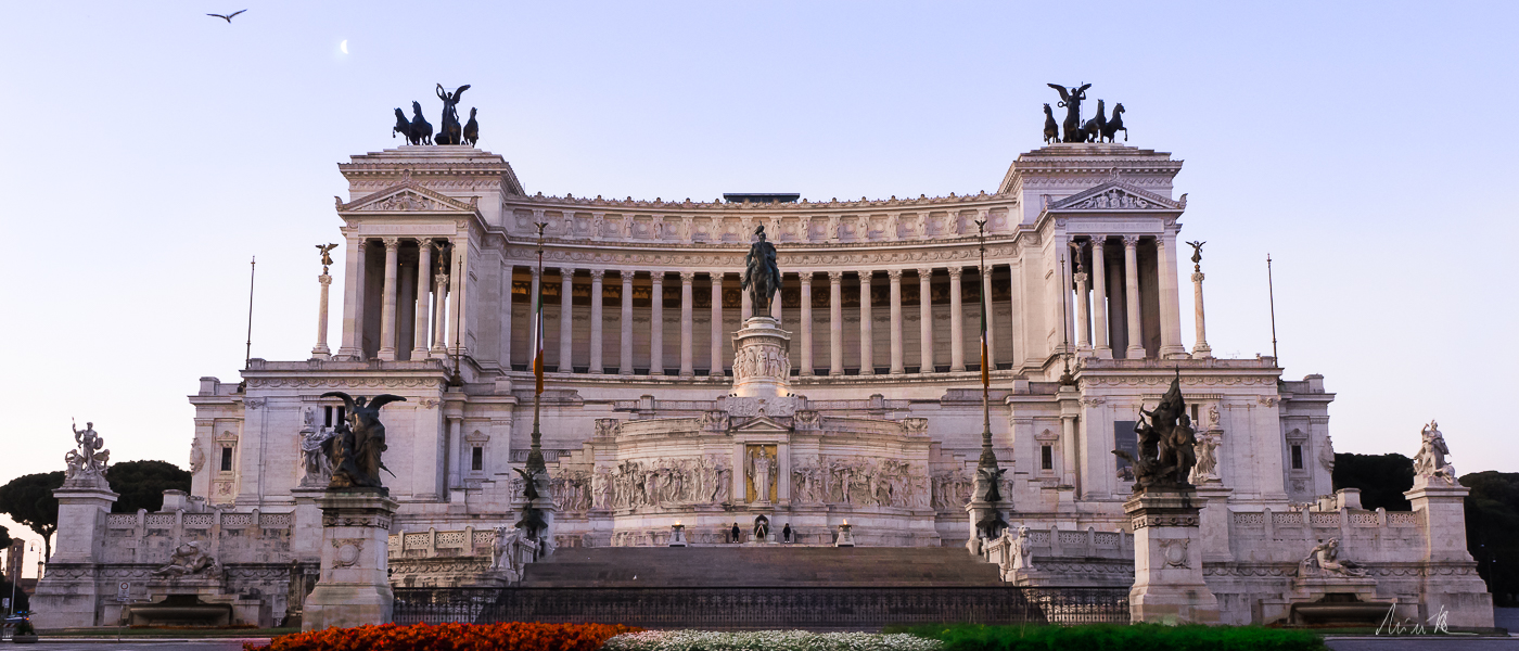 Vittoriano Wheelchair Rome Accessible Tours