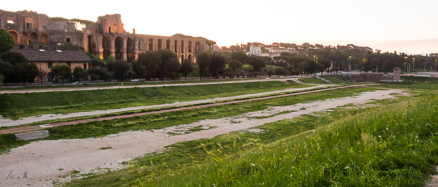 Circus Maximus Wheelchair Accessible Tours