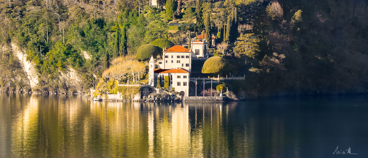 Villa del Balbianello Wheelchair Accessible Tours