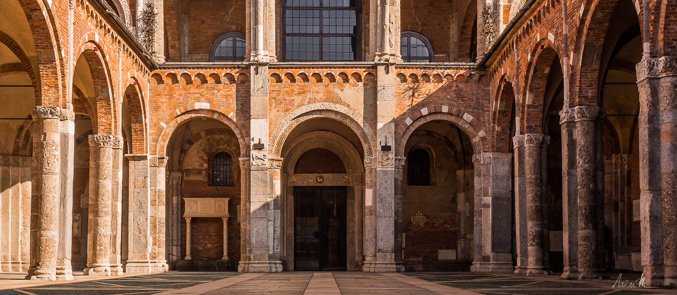 Basilica of St Ambrose Wheelchair Accessible Tours