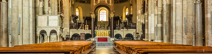 basilica of st ambrose wheelchair milan accessible tours