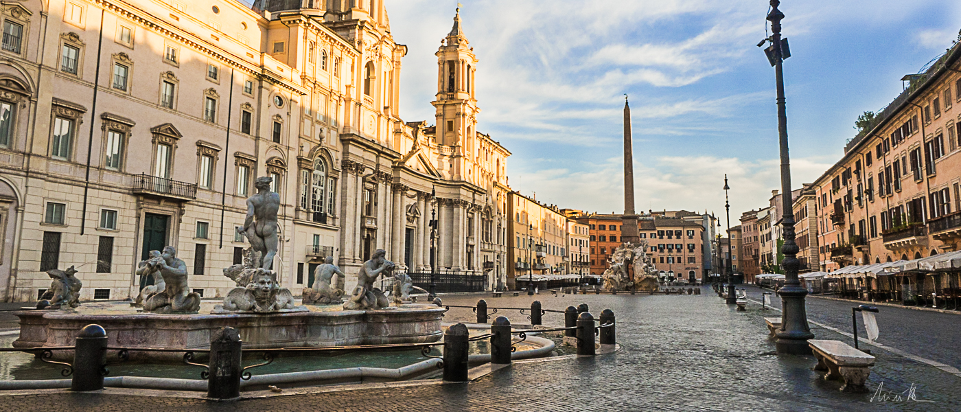 Navona Square Wheelchair Accessible Tours