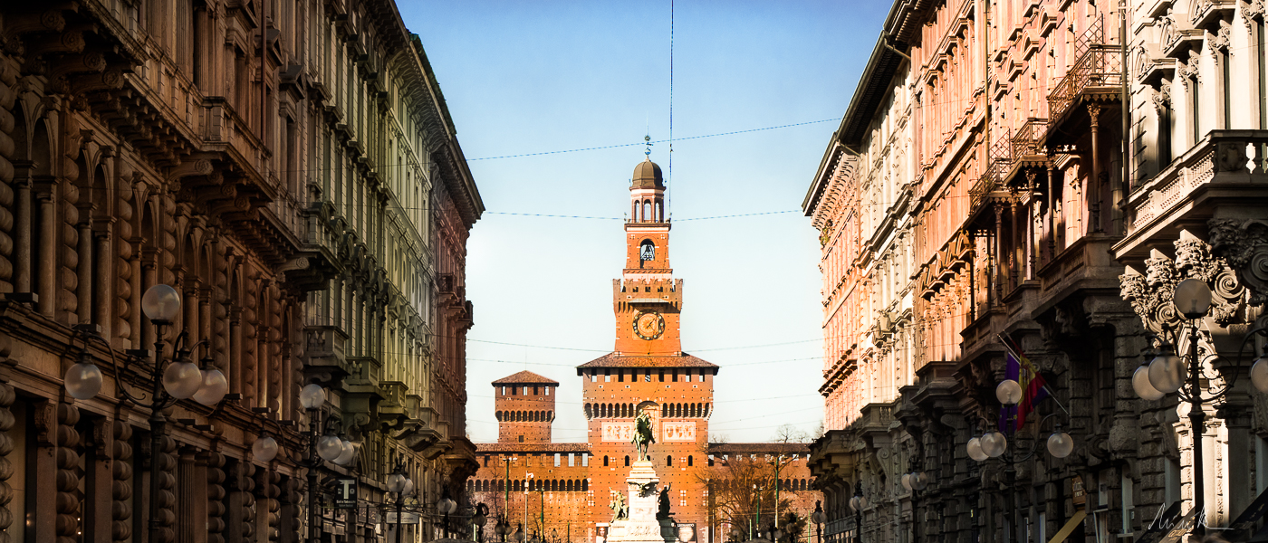 Sforzesco Castle Wheelchair Accessible Tours