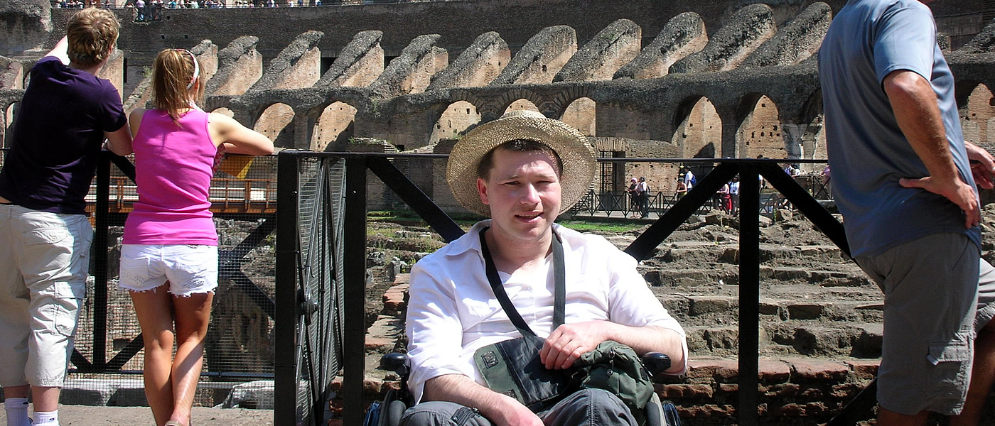 Colosseum Wheelchair Accessible Tours