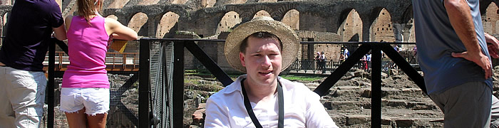 Colosseum Wheelchair Rome Accessible Tours