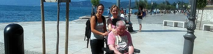 Lake Garda Wheelchair Accessible Tours