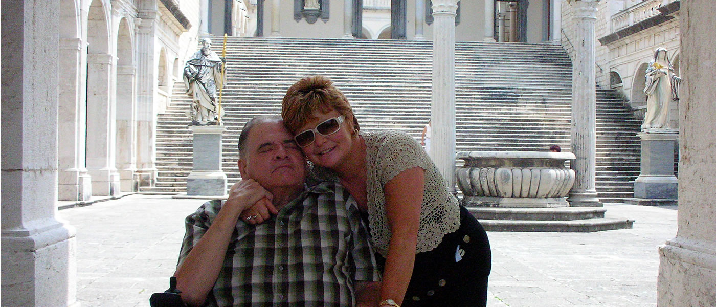 Mountcassino Abbey Wheelchair Ulysses Coast Accessible Tours