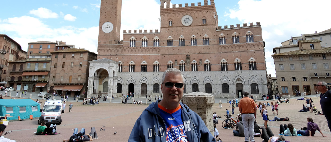 Siena Wheelchair Accessible Tours