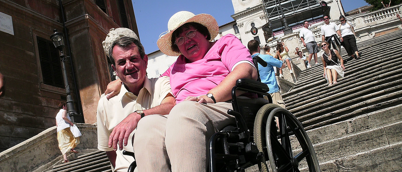 Spanish Steps Wheelchair Accessible Tours