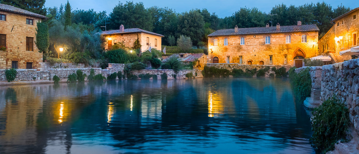 Bagno Vignoni Wheelchair Accessible Tours