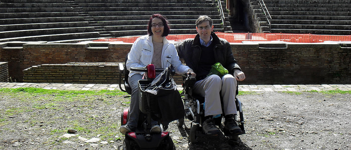 Ancient Ostia Wheelchair Accessible Tours