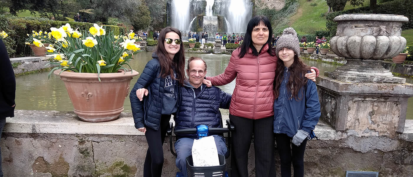 Villa D'Este of Tivoli Wheelchair Accessible Tours