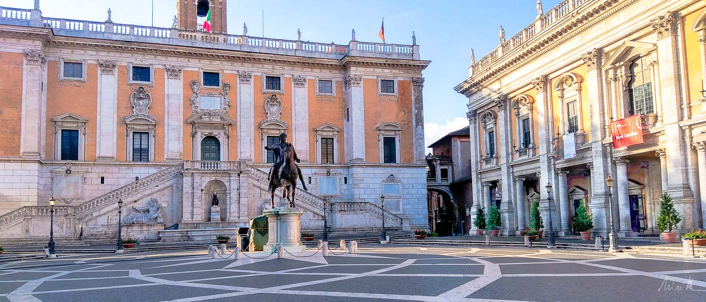 Capitoline Hill Wheelchair Accessible Tours