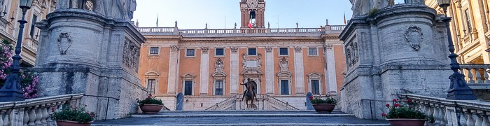 Capitoline Hill Wheelchair Rome Accessible Tours
