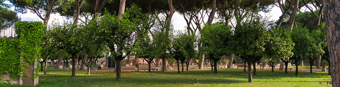 Orange Garden Wheelchair Rome Accessible Tours