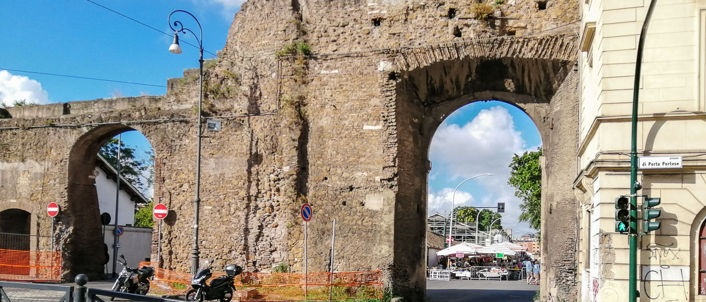 Porta Portese Market Wheelchair Accessible Tours