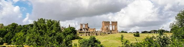Quintili's Villa Wheelchair Rome Accessible Tours