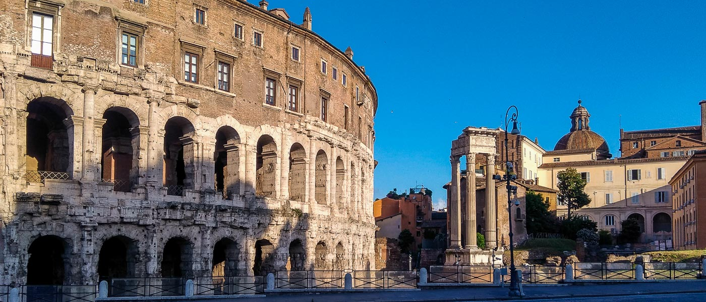 Theatre of Marcellus Wheelchair Accessible Tours