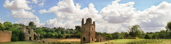 Villa of Maxentius Wheelchair Rome Accessible Tours