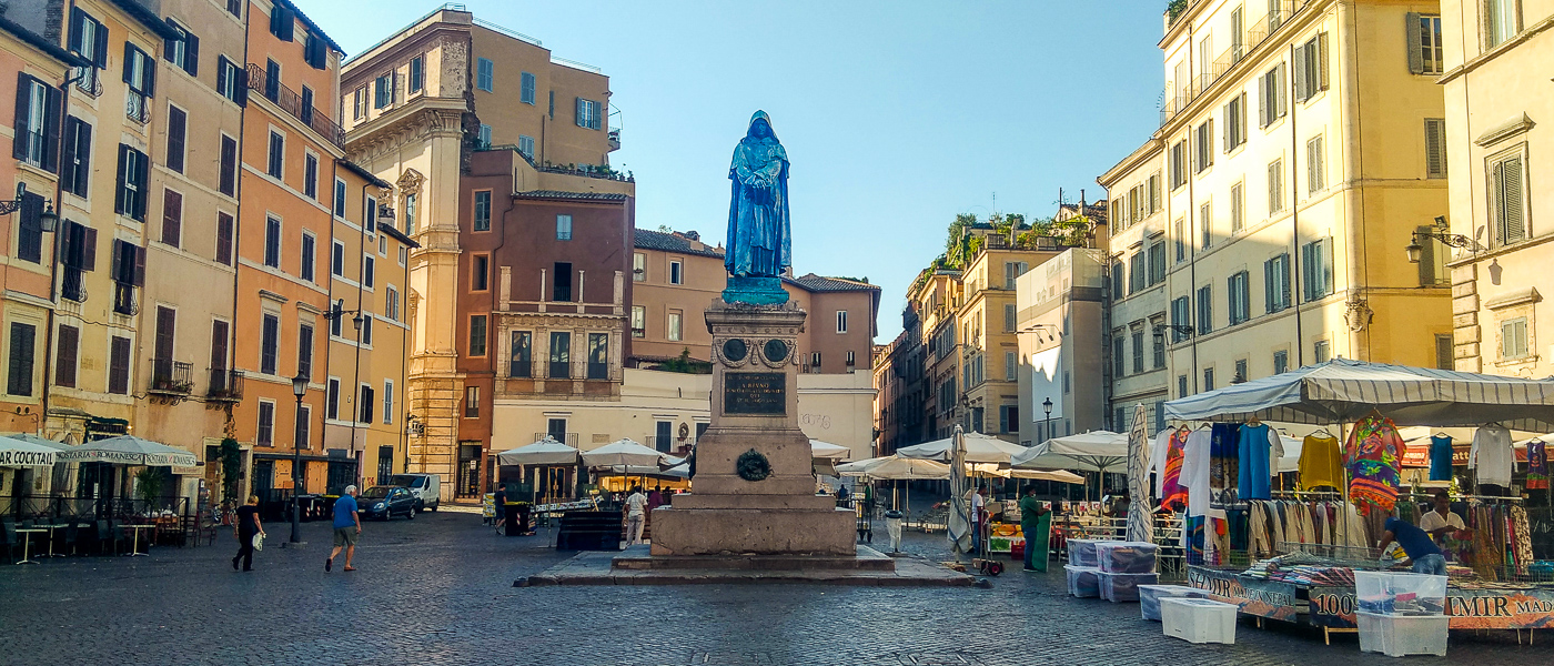 Campo de' Fiori Wheelchair Accessible Tours
