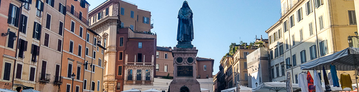 Campo de Fiori Wheelchair Rome Accessible Tours