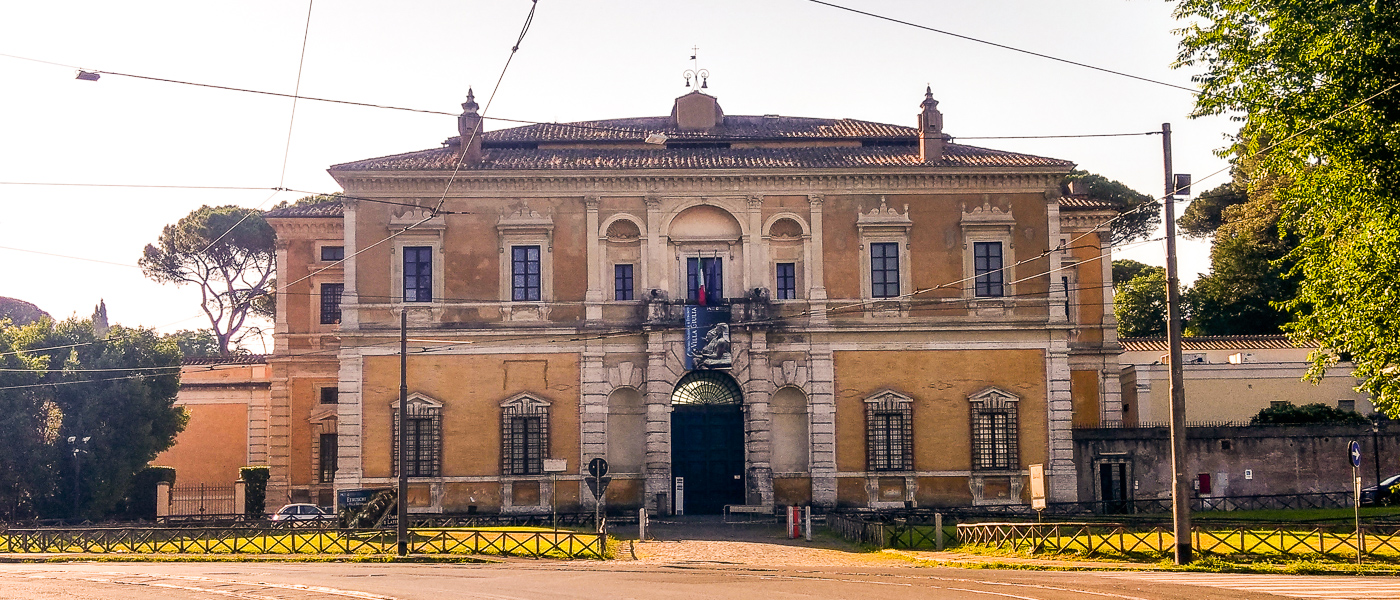 Etruscan Museum of Villa Giulia Wheelchair Accessible Tours
